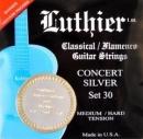 Luthier SET30 Super Carbon - struny do gitary klasycznej