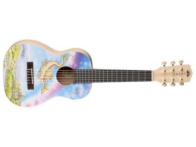 Luna Aurora v2 1/2 Nylon Dragon - gitara akustyczna 1/2-5402