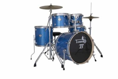 Tamburo T5P20BLSK - akustyczny zestaw perkusyjny
