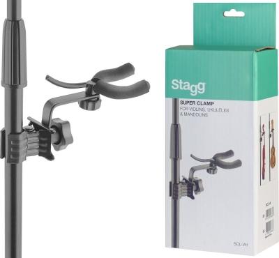 Stagg SCL-VH - uchwyt z zaciskiem-12325