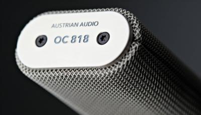 Austrian Audio OC-818 Studio Set - mikrofon