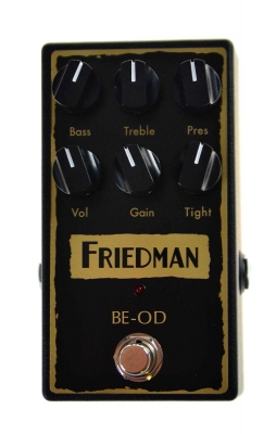 Friedman BE-OD - efekt gitarowy-13207