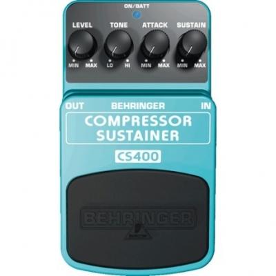 Behringer CS400 - efekt gitarowy chorus/sustainer