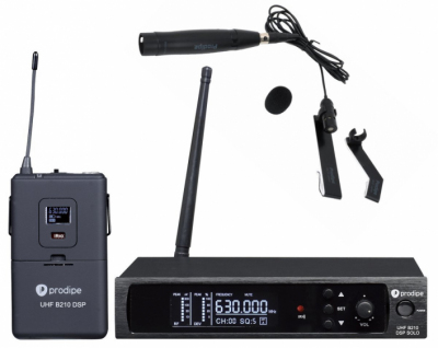 Prodipe UHF DSP GL21 - system bezprzewodowy
