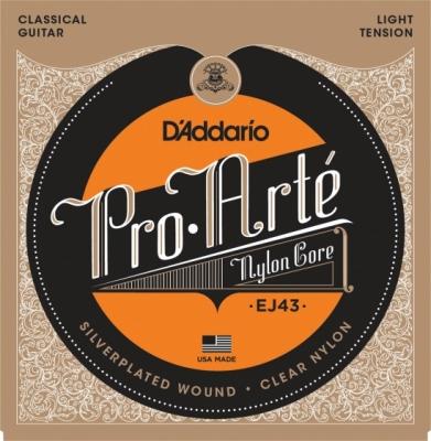D'Addario EJ43 - struny do gitary klasycznej
