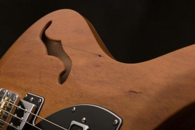 PRS Reclaimed Wood S2 Vela Semi Hollow - gitara elektryczna USA, edycja limitowana-13416