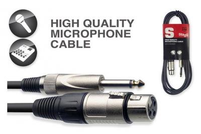 Stagg SMC10XP - kabel mikrofonowy 10m-6215
