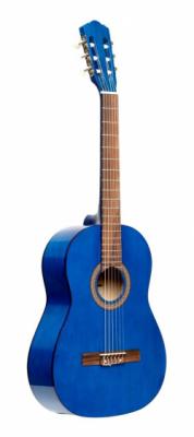 Stagg SCL50 BLUE - gitara klasyczna 4/4