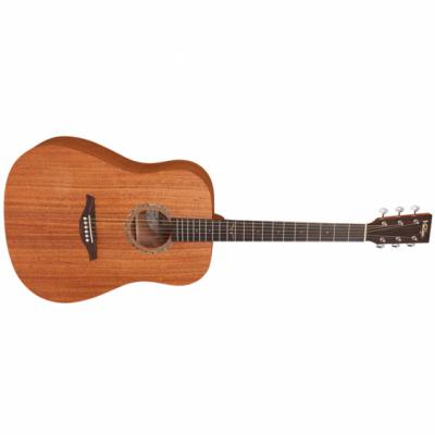 Vintage Gitara akustyczna V501 DREDNOUGHT SATIN MAHOGANY