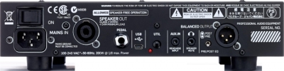TC Electronic BH550 - głowa basowa