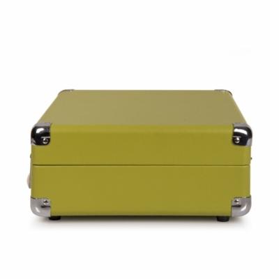 CROSLEY Cruiser Deluxe Green - Gramofon walizkowy