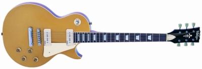 Vintage V100GT Gold Top - gitara elektryczna