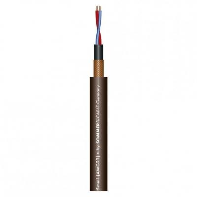 Sommer Cable SC-Club Black Zilk - kabel mikrofonowy, szpula 100m-12518