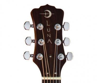 Luna Safari Dolphin - gitara akustyczna 3/4-2678