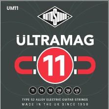 Rotosound UM11 - 6 strun do gitary elektrycznej [11-48] nikiel/ żelazo