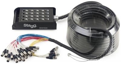 Stagg SSB-30/16X4XH - stagebox 30m-12692