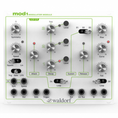 Waldorf mod1 - Moduł Eurorack