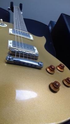Xaviere Les Paul Goldtop - gitara elektryczna