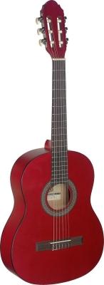 Stagg C430M RED - gitara klasyczna 3/4-6373