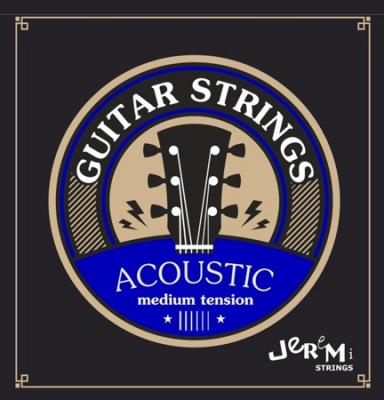 Jeremi Struny do gitary akustycznej 1048 ECO