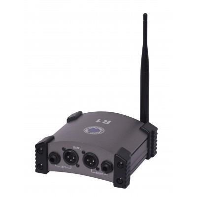 Topp Pro TP R1 - odbiornik audio stereo-13574