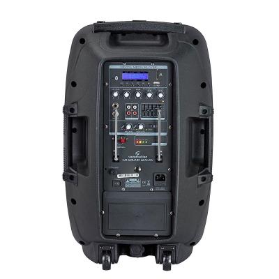 Soundsation GO-SOUND 12AMW 800W - kolumna aktywna, trolley   2 mikrofony-6427