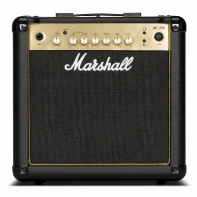 Marshall MG15GR kombo 15W Reverb