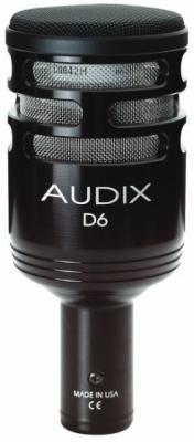 Audix D-6