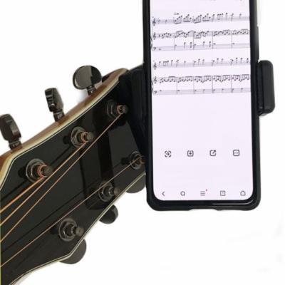 KALINE STANDS US-ZA18 - Uchwyt na gitarę do smartfonu