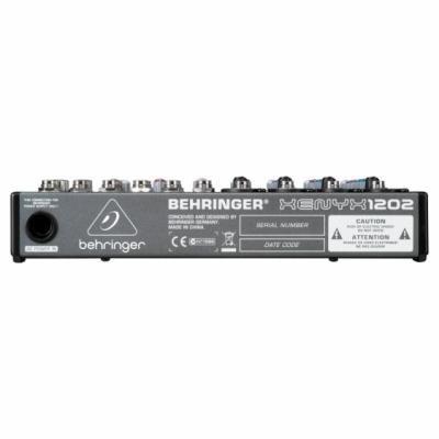 Behringer 1202 - mikser z preampami XENYX