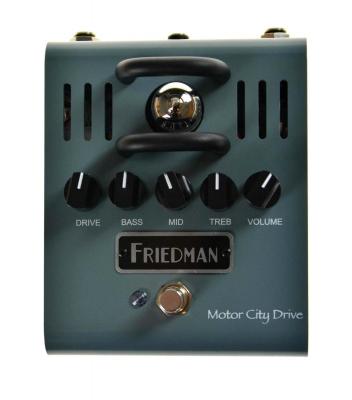 Friedman Motor City Drive - lampowy efekt gitarowy-13216