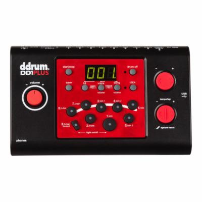 Ddrum DD1M PLUS - moduł perkusyjny