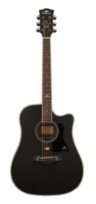 KEPMA Gitara akustyczna D1C BKM
