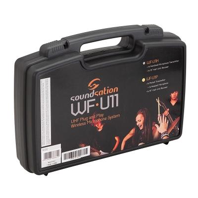 Soundsation WF-U11PB - system bezprzewodowy UHF-12706