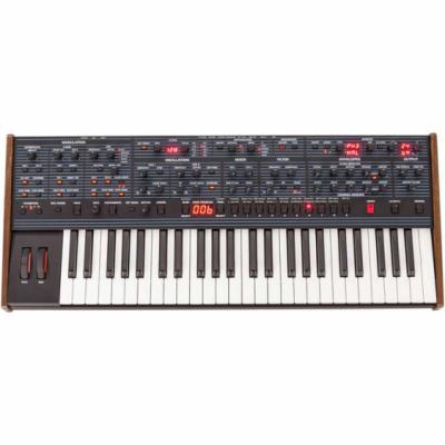 Sequential OB-6 - Analogowy syntezator polifoniczny 6-głosów
