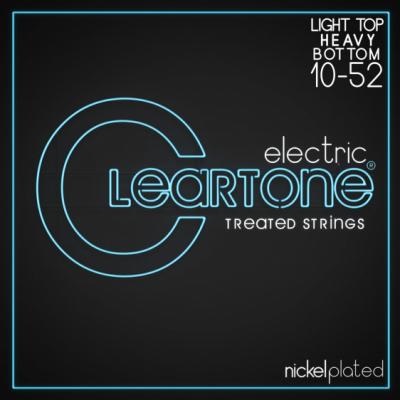 Cleartone struny do gitary elektrycznej 10-52