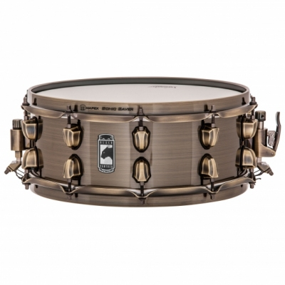 MAPEX BPBR4551ZN Werbel Brass Cat z serii Black Panther 14x5,5
