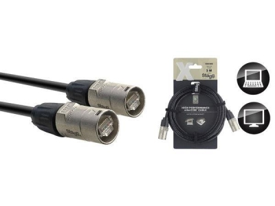 Stagg XCC3EC - kabel EtherCON 3m-10944