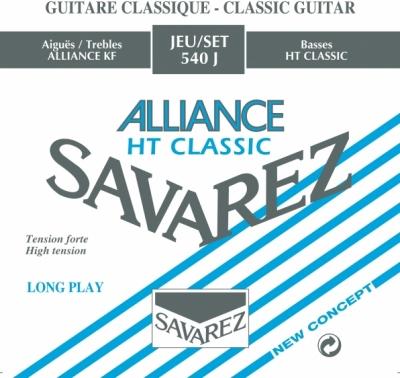 Savarez 540J - struny do gitary klasycznej