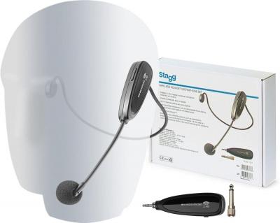 Stagg SUW 10H - nagłowny system bezprzewodowy-12187