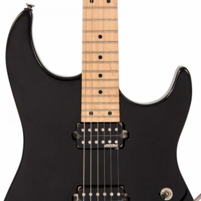 Vintage Gitara elektryczna V6M24BK BOULEVARD BLACK