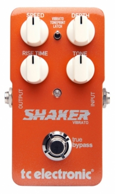 TC Electronic Shaker Vibrato - efekt gitarowy