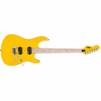 Vintage Gitara elektryczna V6M24 DAYTONA YELLOW