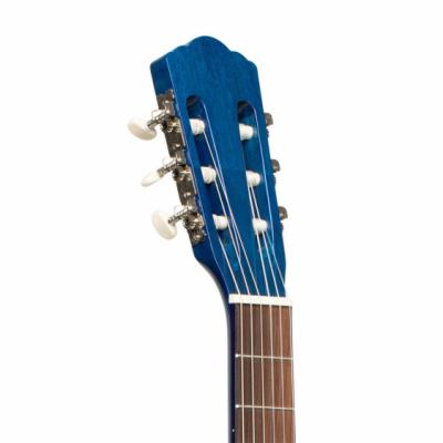 Stagg SCL50 3/4-BLUE - gitara klasyczna 3/4