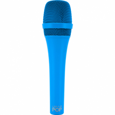 MXL POP LSM-9 - Mikrofon dynamiczny niebieski