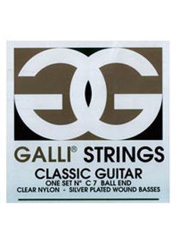 Galli C 7 - struny do gitary klasycznej-43