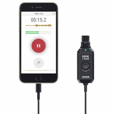 RODE i-XLR - Interfejs mikrofonowy XLR dla iOS