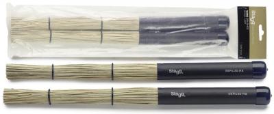 Stagg SBRU30-RS - miotełki perkusyjne-13505