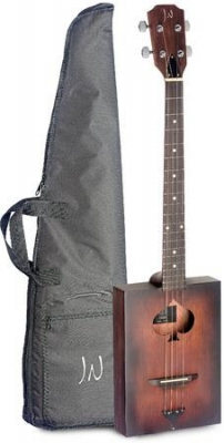 James Neligan Cask-Firkin - gitara akustyczna, cigarbox-13494