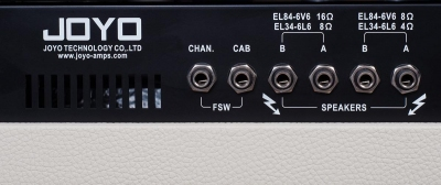 Joyo DualKlonz - lampowa głowa gitarowa sterowana cyfrowo-12451